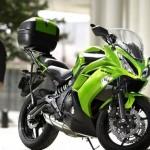 2012 Kawasaki Ninja 650R and ER-6n_1