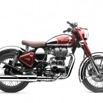2012 Royal Enfield Bullet C5 Chrome Royal Maroon