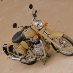 2012 Royal Enfield Bullet C5 Desert Storm_1