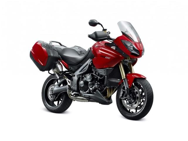 2012 Triumph Tiger 1050 and Tiger 1050SE