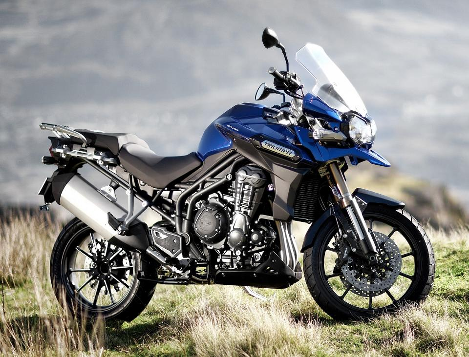 2012 Triumph Tiger Explorer