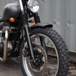 The Mistress Bike Kawasaki W650_1