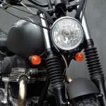 The Mistress Bike Kawasaki W650_3
