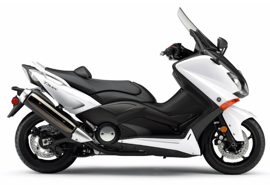 2012 Yamaha TMax for Canadian Market