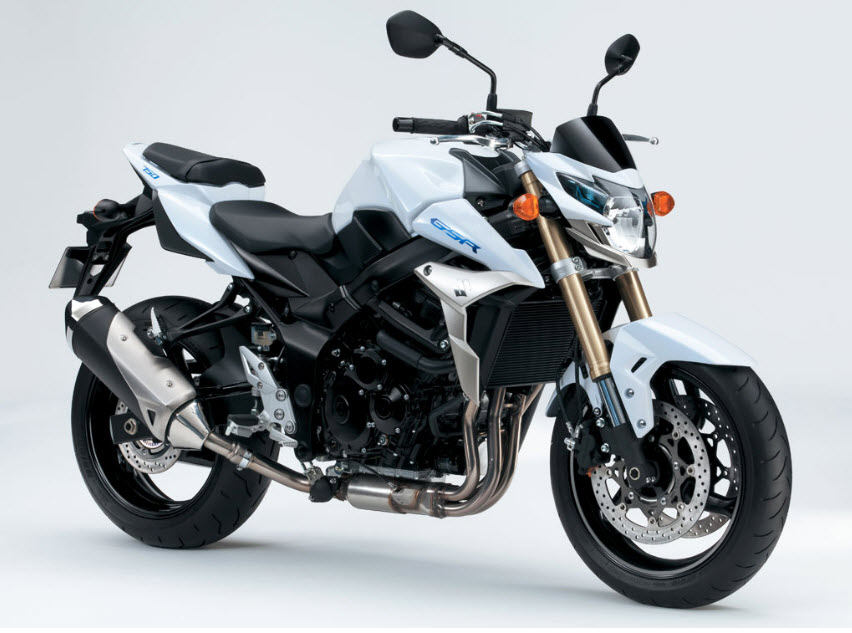 2012 Suzuki GSR750 ABS Version