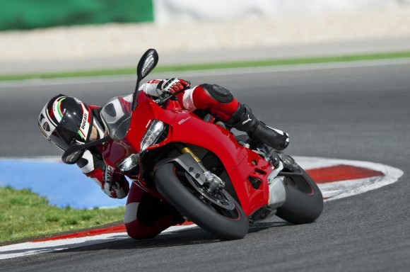 2012 Ducati 1199 Panigale unveiled at the Yas Marina Circuit in Abu Dhabi (Video)