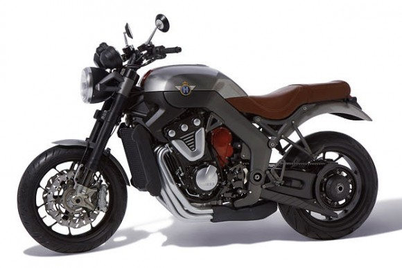 2012 Horex VR6 Roadster Delayed
