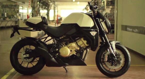 2012 Moto Morini Rebello 1200 Giubileo