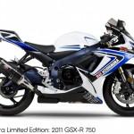 2012 Yoshimura Suzuki Limited Edition GSX-R's_1