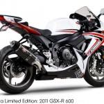 2012 Yoshimura Suzuki Limited Edition GSX-R's_4
