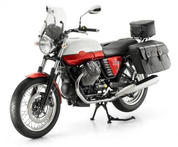 2013 Moto Guzzi V7 Special