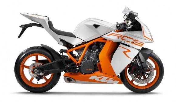 2012 KTM 1190 RC8R Review