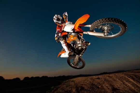 2013 KTM SX Off-Road Lineup Revealed