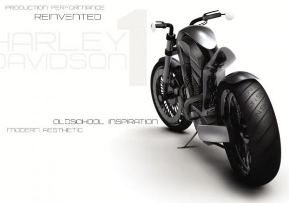 2020 Harley Davidson Concept