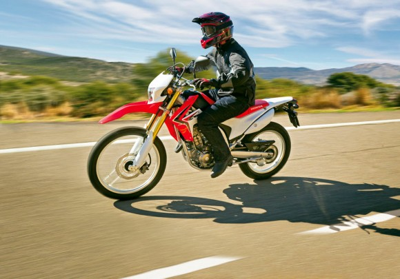 2013 Honda CRF250L New Dual-Sport Officially Announced for US