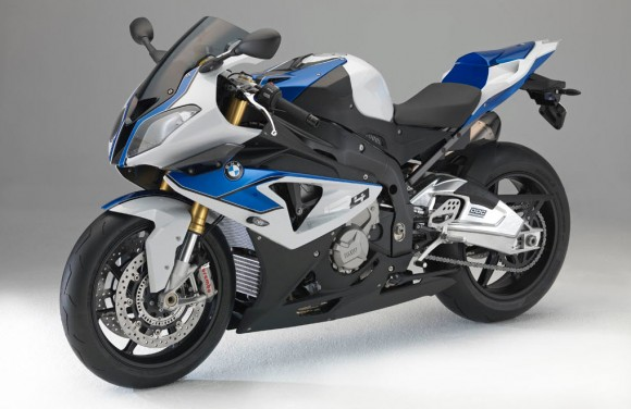 2013 BMW HP4 Officially Revealed