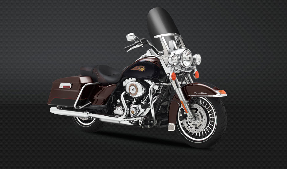 2013 Harley-Davidson Limited Edition 110th Anniversary Models Announced_2