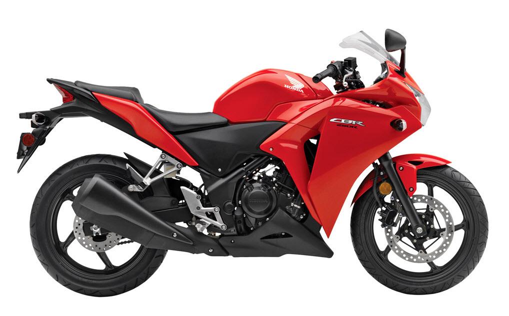 2013 Honda CBR250R_1