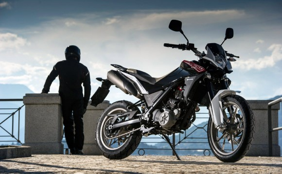 2013 Husqvarna TR650 Strada Pricing Announced