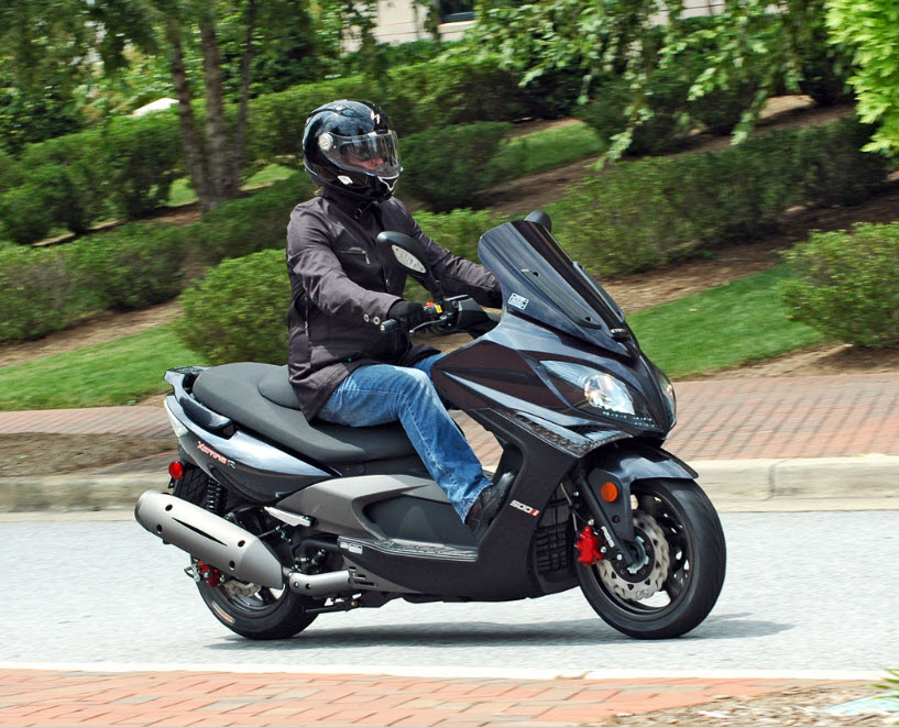 2013 Kymco Xciting 500 Ri ABS