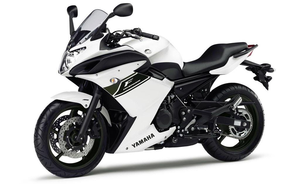 2013 Yamaha XJ6 Diversion F