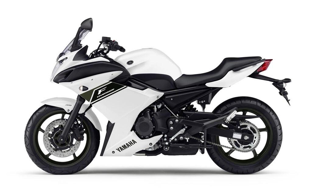 2013 Yamaha XJ6 Diversion F_1