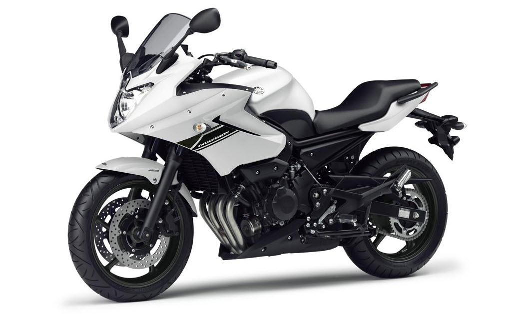 2013 Yamaha XJ6 Diversion