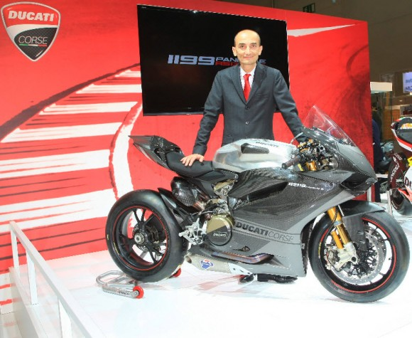 2013 Ducati 1199 Panigale RS13