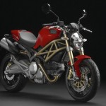 2013 Ducati 20th Anniversary Edition Monster, 1100 Evo, 796 and 696_2