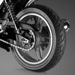 2013 Honda CB1100 Dunlop Radial Tyre