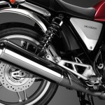 2013 Honda CB1100 Engine