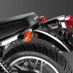 2013 Honda CB1100 Rear
