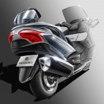 2013 Suzuki Burgman 650 Executive_20