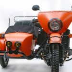 2012 Ural Yamal Limited Edition Sidecar Motorcycle_1