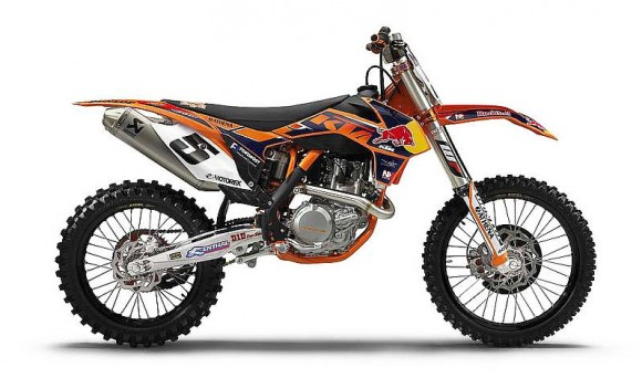 2013 KTM 450 SX-F Factory Edition