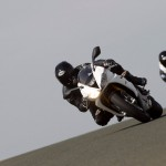 2013 Triumph Daytona 675 and 675R