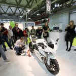 CRP Energica, Electric Sportbike Which Faster than Brammo Empulse R_1