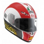 GP-Tech Marco Simoncelli Tribute Helmet