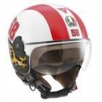 GP-Tech Marco Simoncelli Tribute Helmet_6