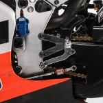 2013 Ducati Desmosedici GP13 Technical Specs Dovizioso gear shifter