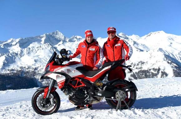2013 Ducati Multistrada 1200 S Dolomites Peak Edition