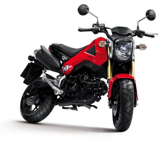 2013 Honda MSX125