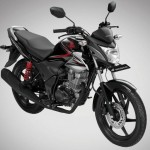 2013 Honda Verza 150 Masculine Black