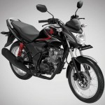 2013 Honda Verza 150 Masculine Black_1