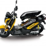 2013 Honda Zoomer X_1