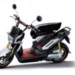 2013 Honda Zoomer X_4