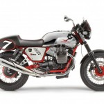 2013 Italian V-twin Moto Guzzi V7 Racer_1