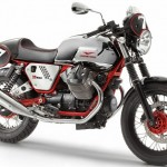 2013 Italian V-twin Moto Guzzi V7 Racer_3