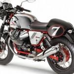 2013 Italian V-twin Moto Guzzi V7 Racer_5
