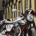 2013 Italian V-twin Moto Guzzi V7 Racer_6